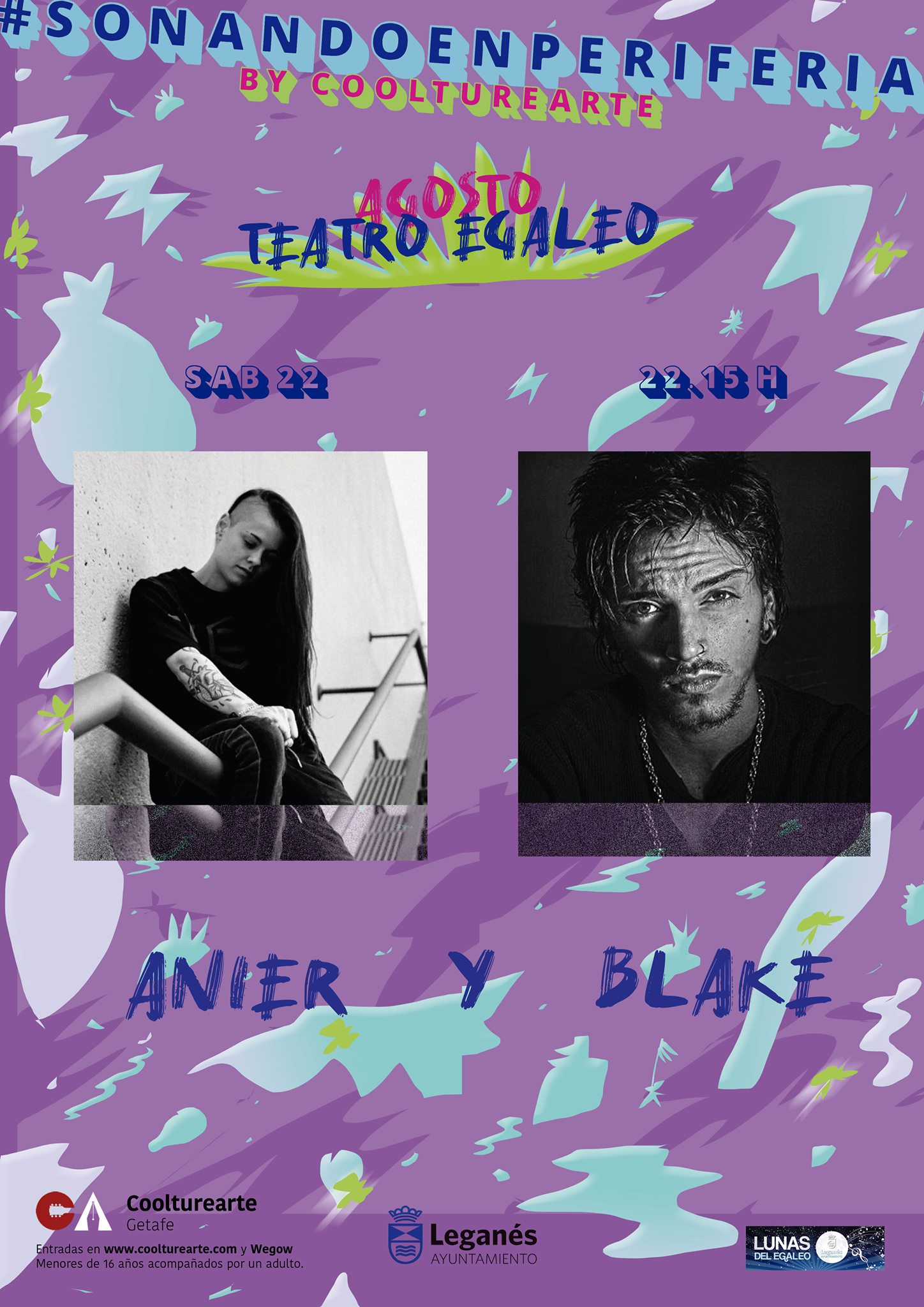 Anier + Blake