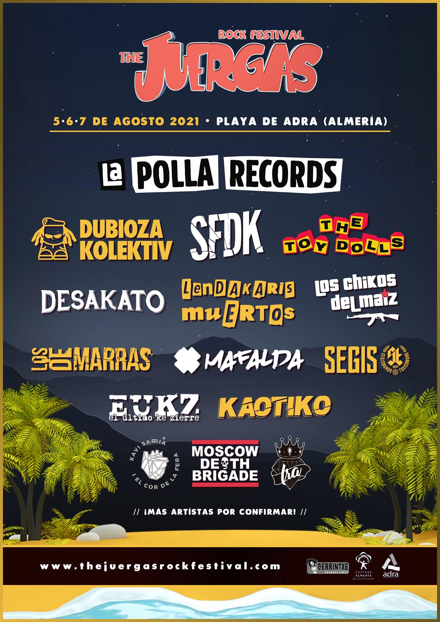 The Juergas Rock Festival 2021