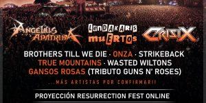 El Ayuntamiento de Viveiro cancela el Resurrection Fest XS
