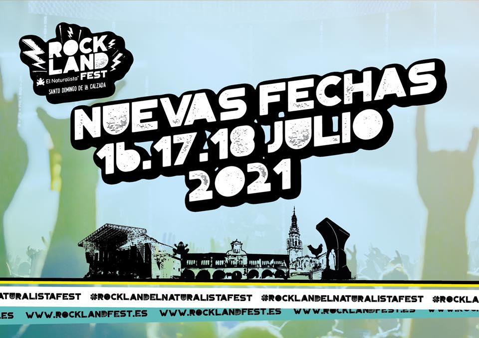 RockLand El Naturalista Fest 2021