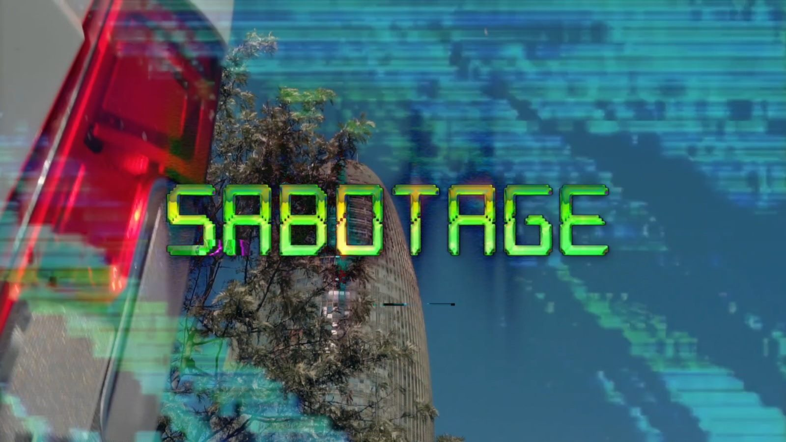 Tribade: «Sabotage»