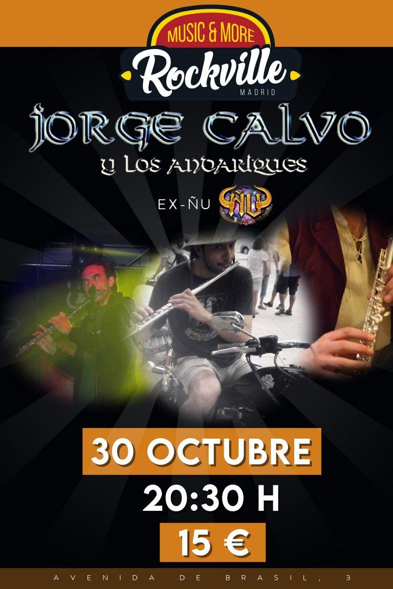 Jorge Calvo y Los Andariques