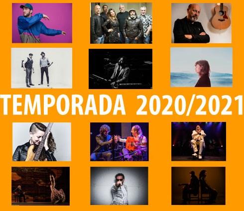 MEM - Madrid es Música 2020 - Luis Zambo y Luis Moneo