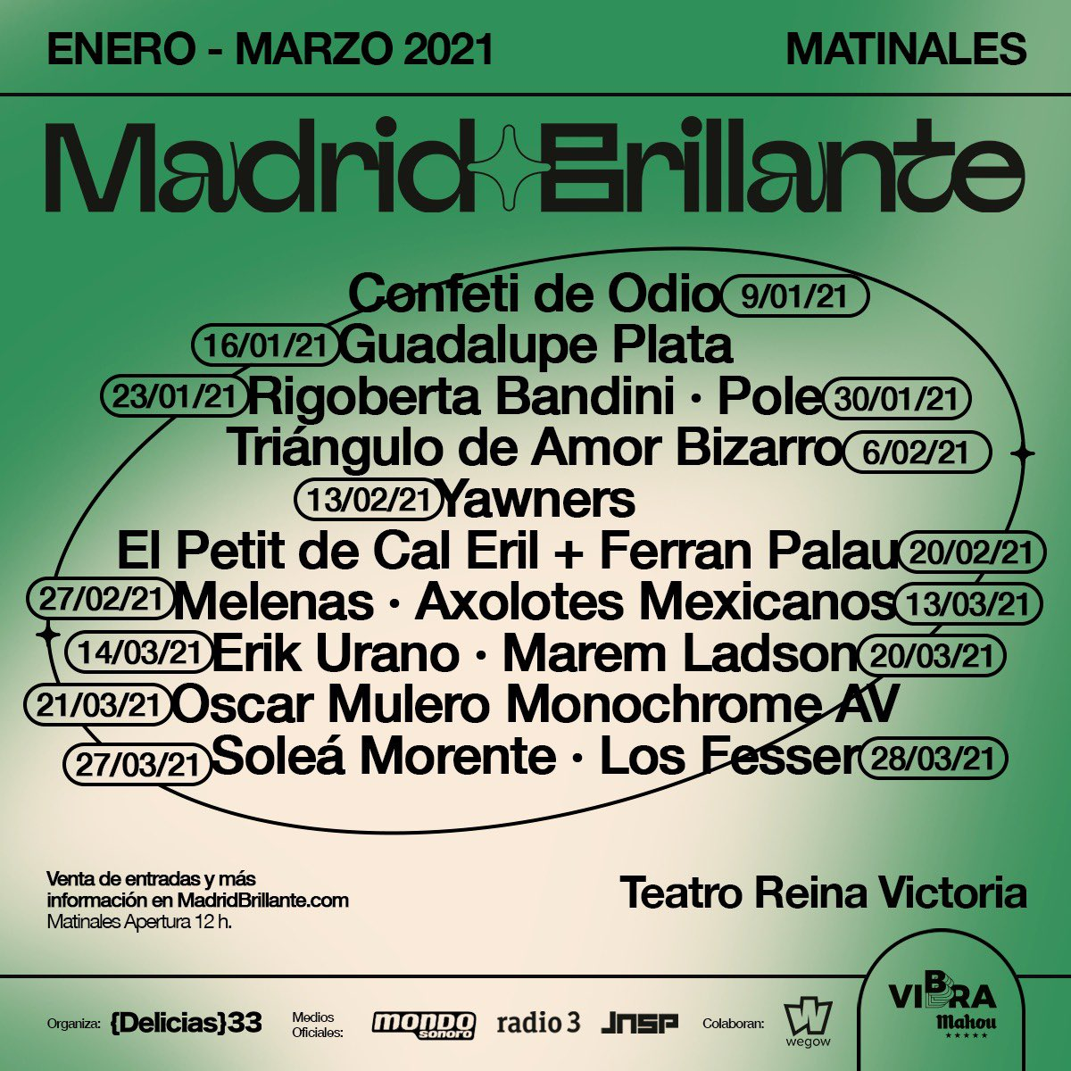 Madrid Brillante - Erik Urano