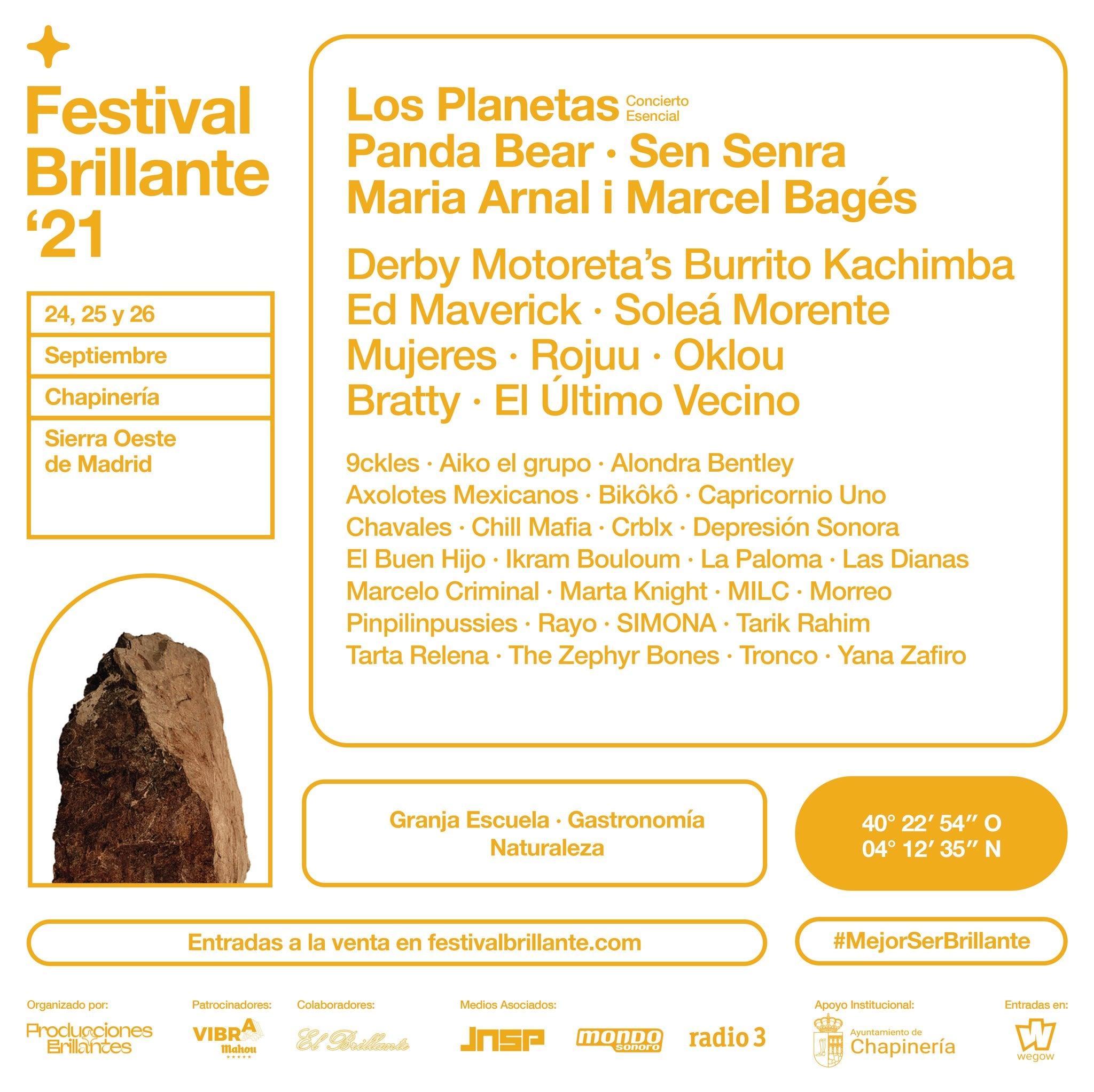 festival brillante madrid 09-2021
