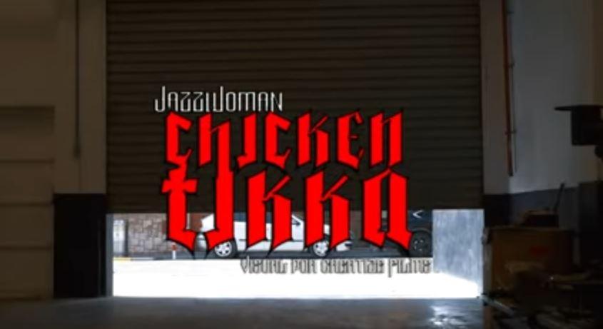 JazzWoman: «Chicken Tikka»