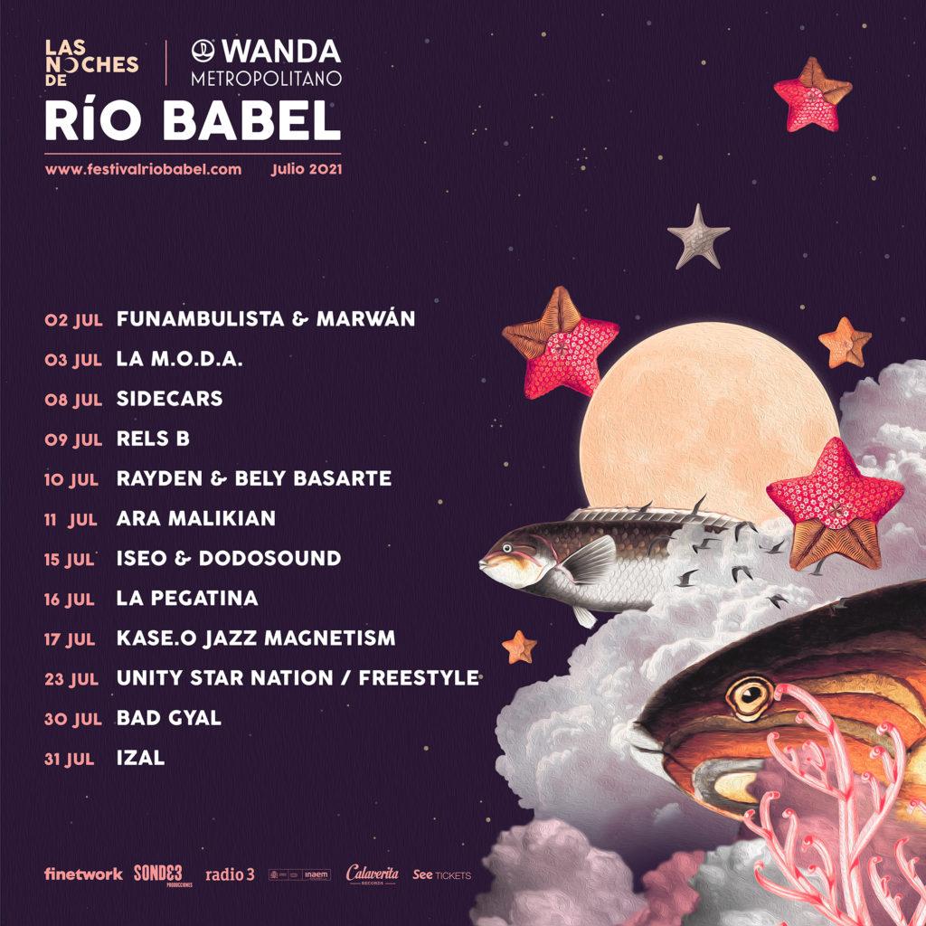 Río Babel 2021