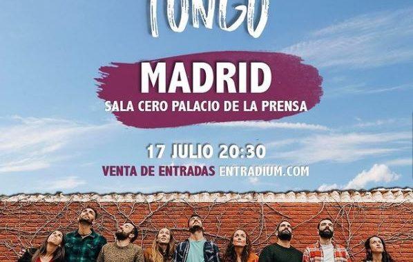 tongo madrid 20210717